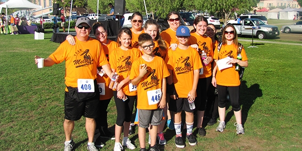4th Annual Step & Support SDBTF 5K 2