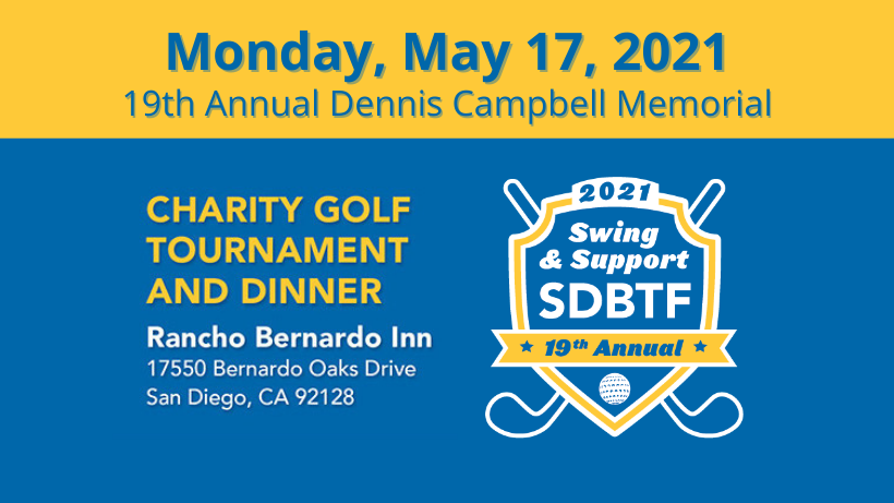 SDBTF Save the Date